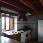 Cocina completa casa del acebal